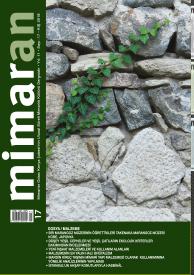Mimaran Dergisi #17