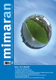 Mimaran Dergisi #15