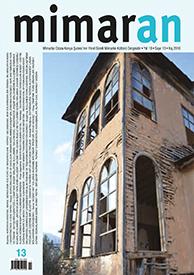 Mimaran Dergisi #13