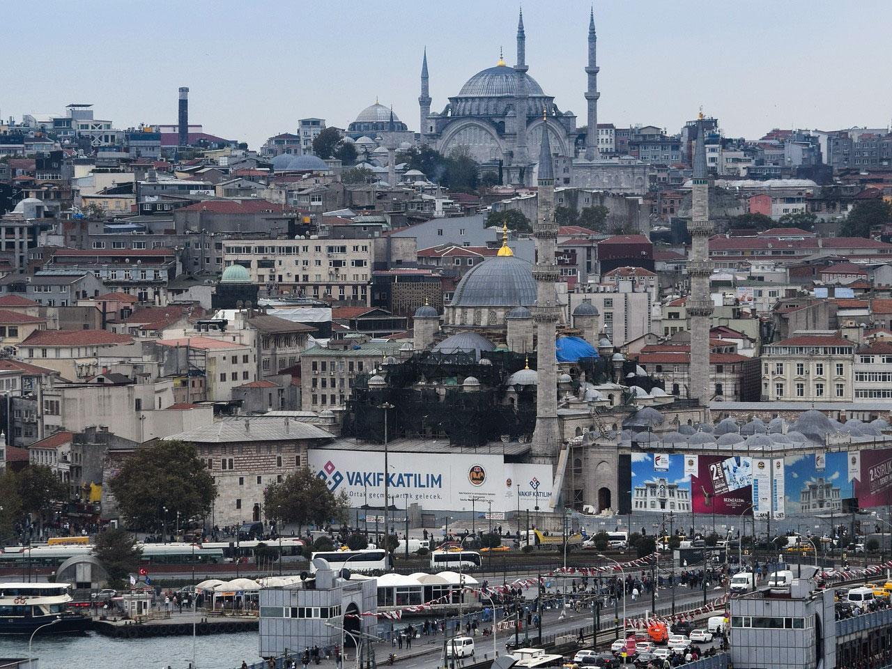 Mimarlık Politikası ve Türkiye